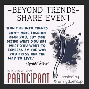 PARTICIPANT # 24 - Beyond Trends Share Event